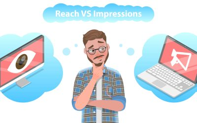 What's The Difference between Reach and Impressions?